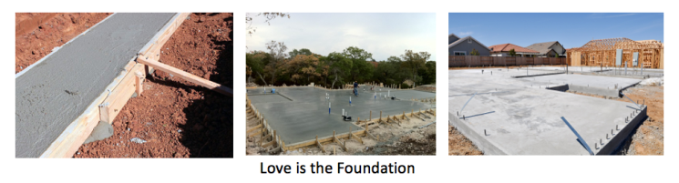 Love is the Foundation